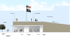 Cecil Field Memorial Center Rendering