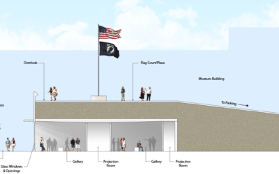 Military's 'lost' honored with new chapel, plans for memorial museum