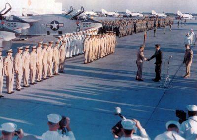 President John F. Kennedy NAS Cecil Field