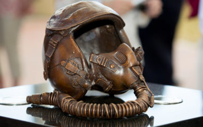 FSU unveils memorial in honor of U.S. Navy war hero Scott Speicher