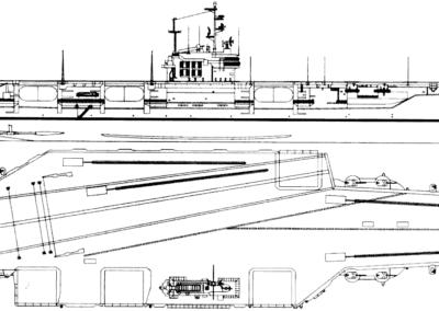USS Forrestal (CV-59)
