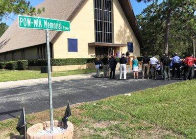 POW-MIA Memorial Parkway Dedication