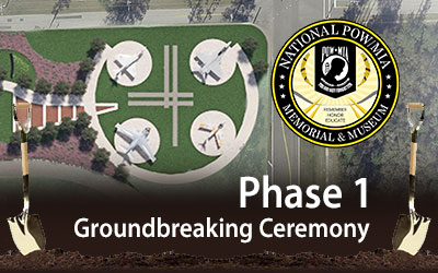Save The Date Phase 1 Groundbreaking Ceremony