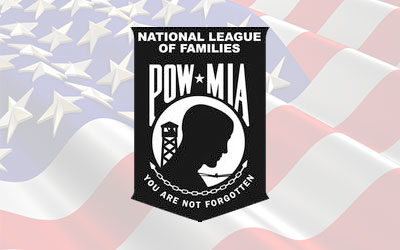 Endorsement of H.R. 4446 from the National League of POW/MIA Families