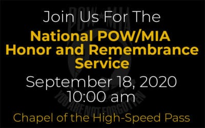Honor and Remembrance Service National POW/MIA Recognition Day