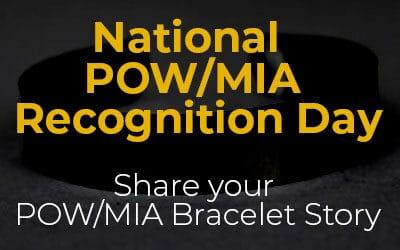 Share your POW/MIA Bracelet Story