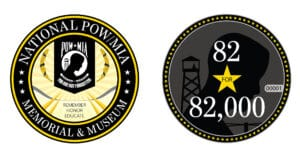 82 for 82,000 Challenge Coin