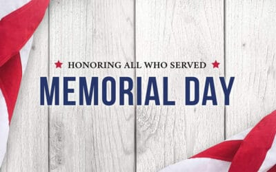 Memorial Day Sunday Morning Service May 30th, 2021